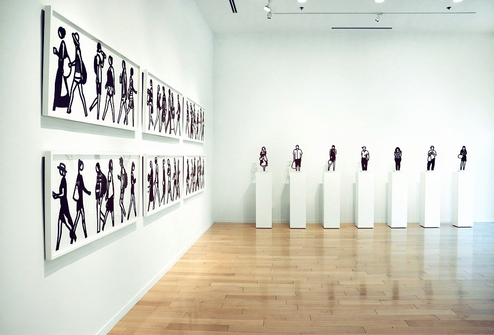 "The ""must visit"" contemporary art galleries"